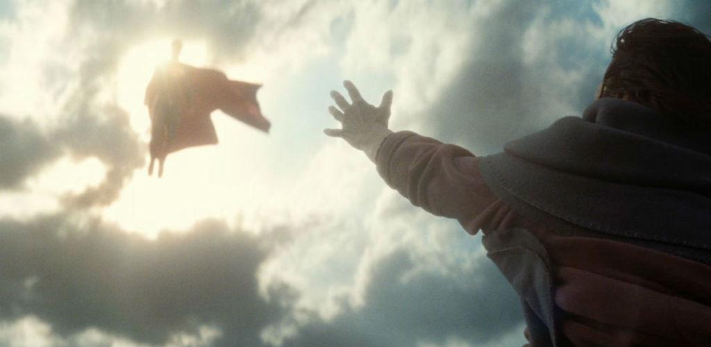 batman v superman jezus