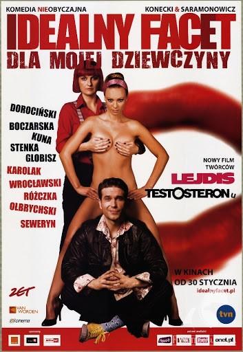 Plakat promujący film Idealny facet dla mojej dziewczyny