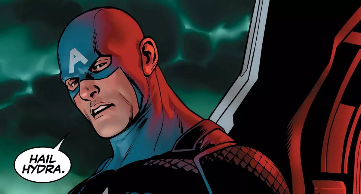 kapitan ameryka komiks