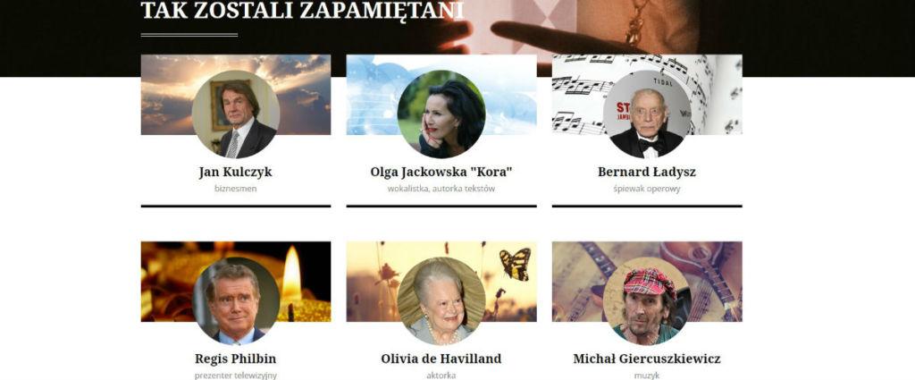 źródło: Odeszli.pl