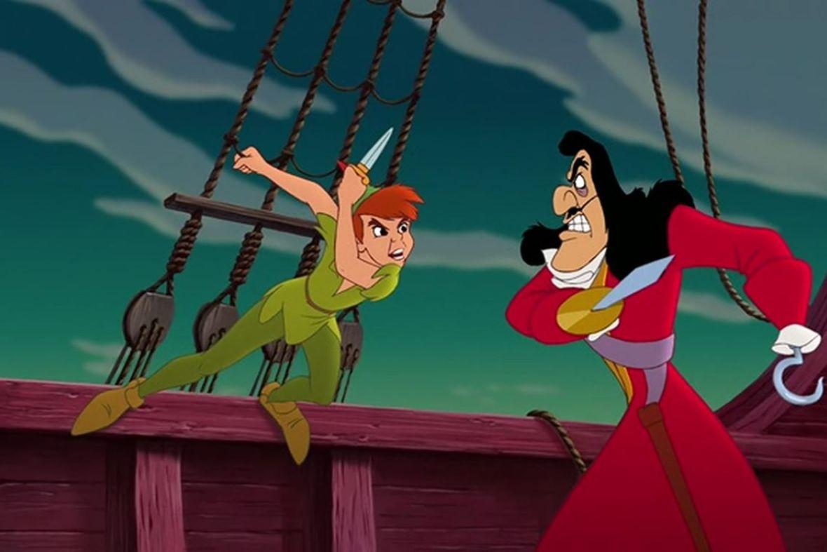 """Disney chce, aby Jude Law zagrał kapitana Haka w aktorskim remake'u """"Piotrusia Pana"""" z 1953 roku"""