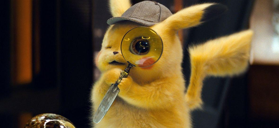 """Ryan Reynolds w roli żółtej myszy od dziś na VOD. """"Pokemon: Detektyw Pikachu"""" debiutuje na HBO GO"""