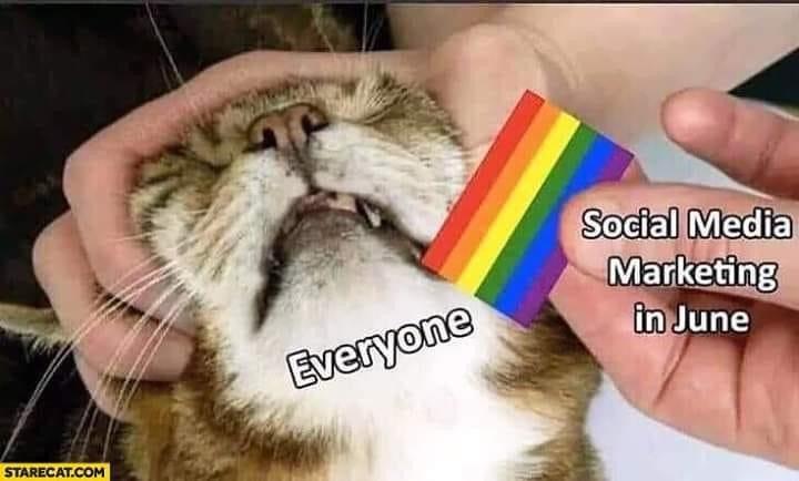 pride month memy
