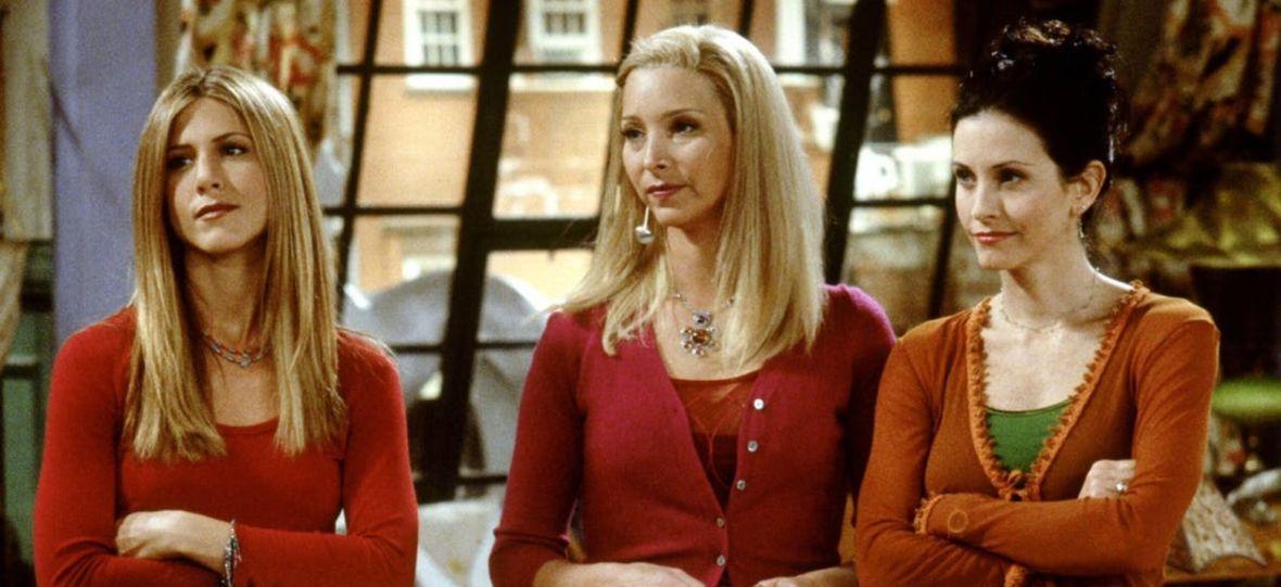 """Monica, Rachel i Phoebe z serialu """"Przyjaciele"""" wzywają do pójścia na wybory"""