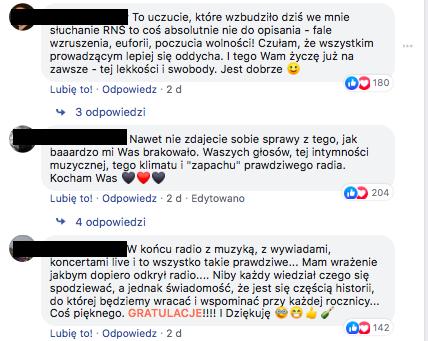 Radio Nowy Swiat reakcje