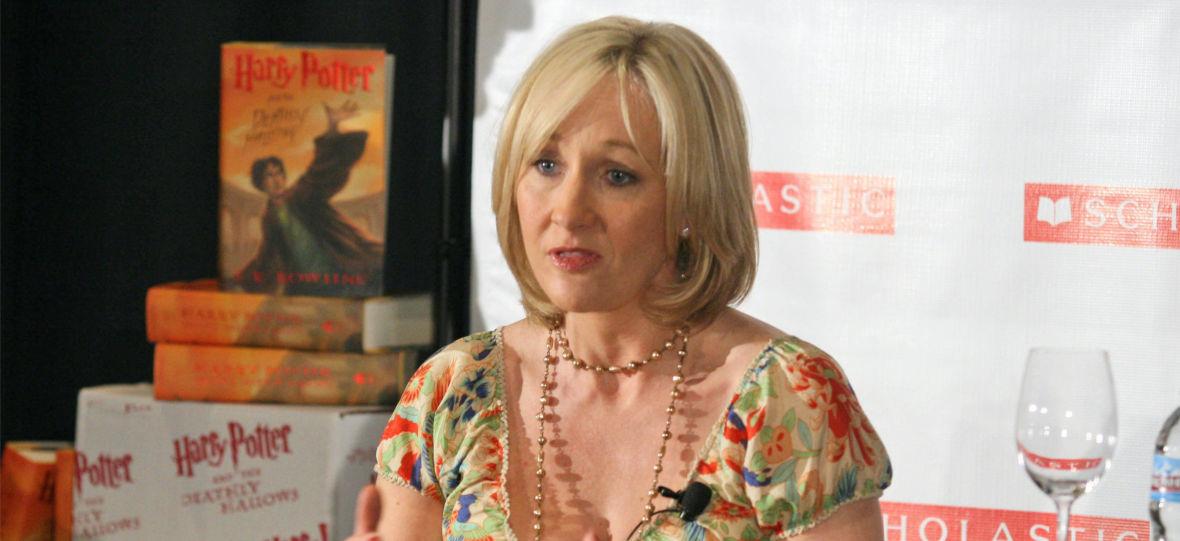 J.K. Rowling walczy z poprawnością polityczną. Pisarka podpisała list na temat potrzeby otwartej debaty