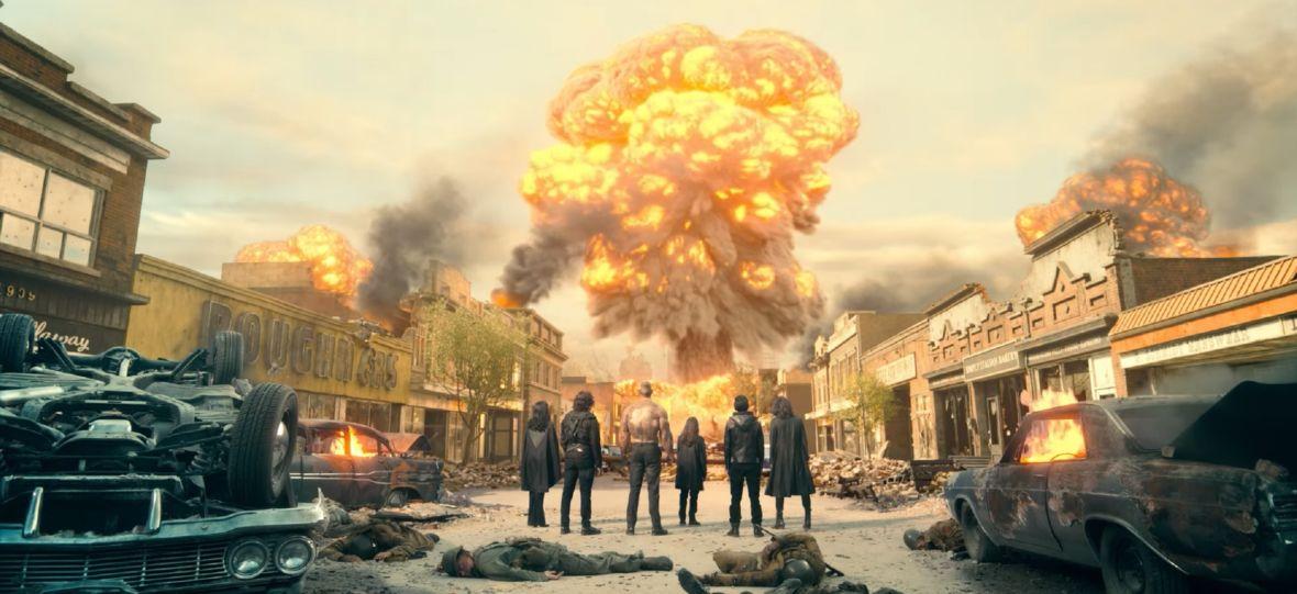 """Netflix ujawnił wybuchowy początek 2. sezonu """"The Umbrella Academy"""". Sprawdźcie wideo"""