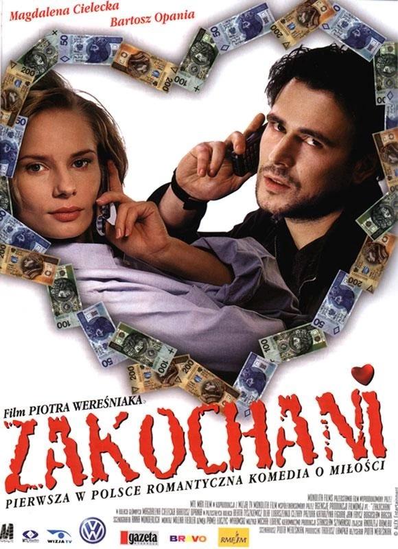 Plakat do filmu Zakochani
