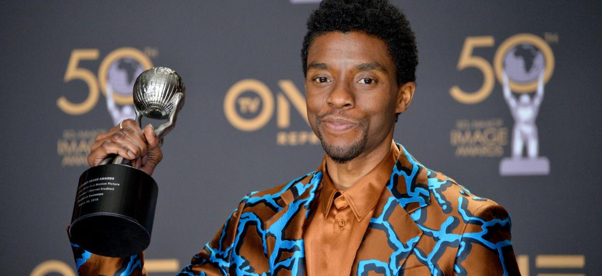 """Chadwick Boseman nie żyje. Gwiazdor """"Czarnej Pantery"""" miał 43 lata"""