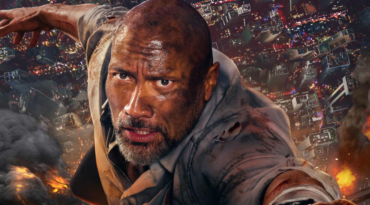 Dwayne Johnson 1 : Pandemia 0. The Rock znów został najlepiej opłacanym aktorem. Tym razem dzięki… Netfliksowi