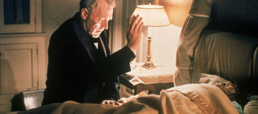 egzorcysta scena z filmu