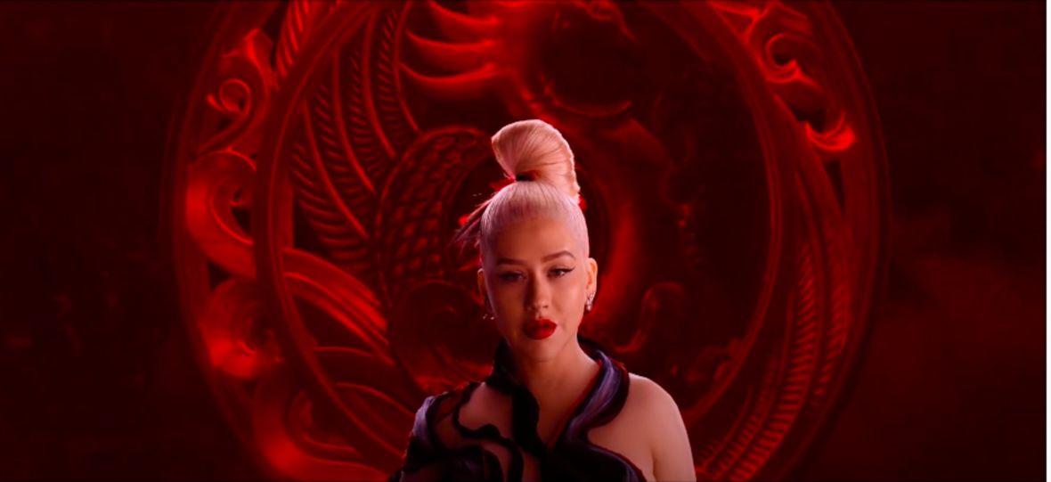 """Disney pokazał teledysk do """"Loyal Brave True"""" Christiny Aguilery. """"Mulan"""" zasłużyła na taki klip"""