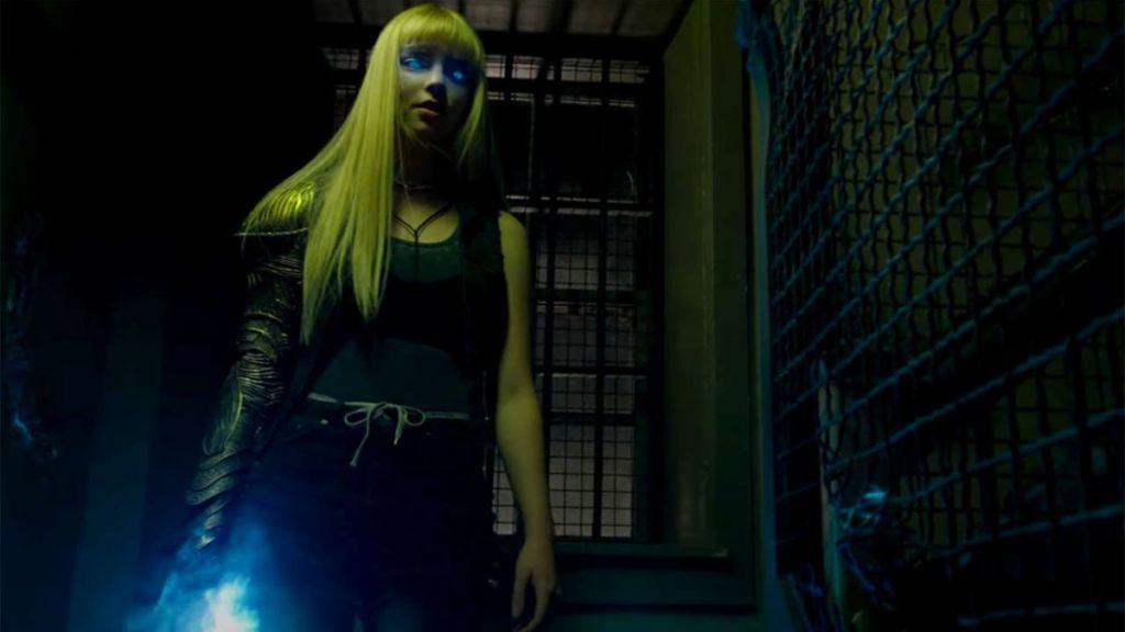 nowi mutanci film 2020 anya taylor joy