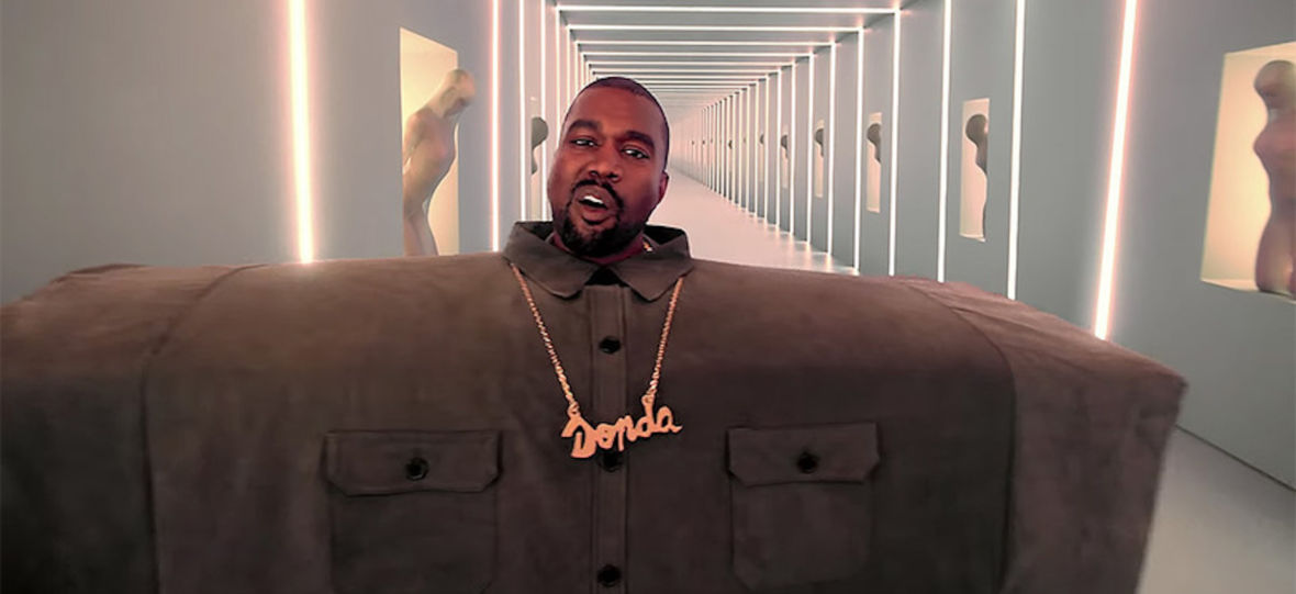 """Jużwiemy, dlaczego doszło do skandalu podczas gali MTV z udziałem Kanye Westa. Raper wtargnął na scenę, bo """"Bóg tak chciał"""""""