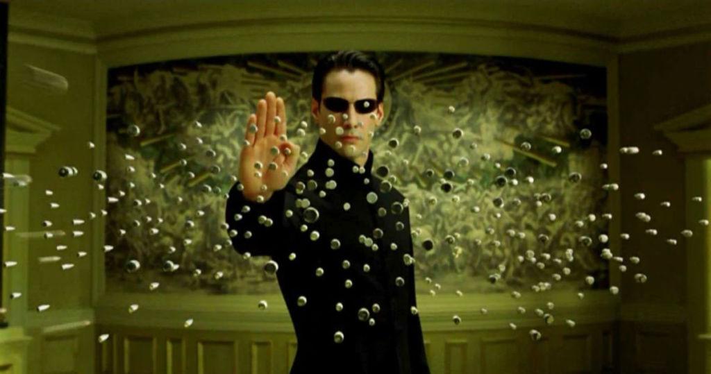 Keanu Reeves matrix reaktywacja