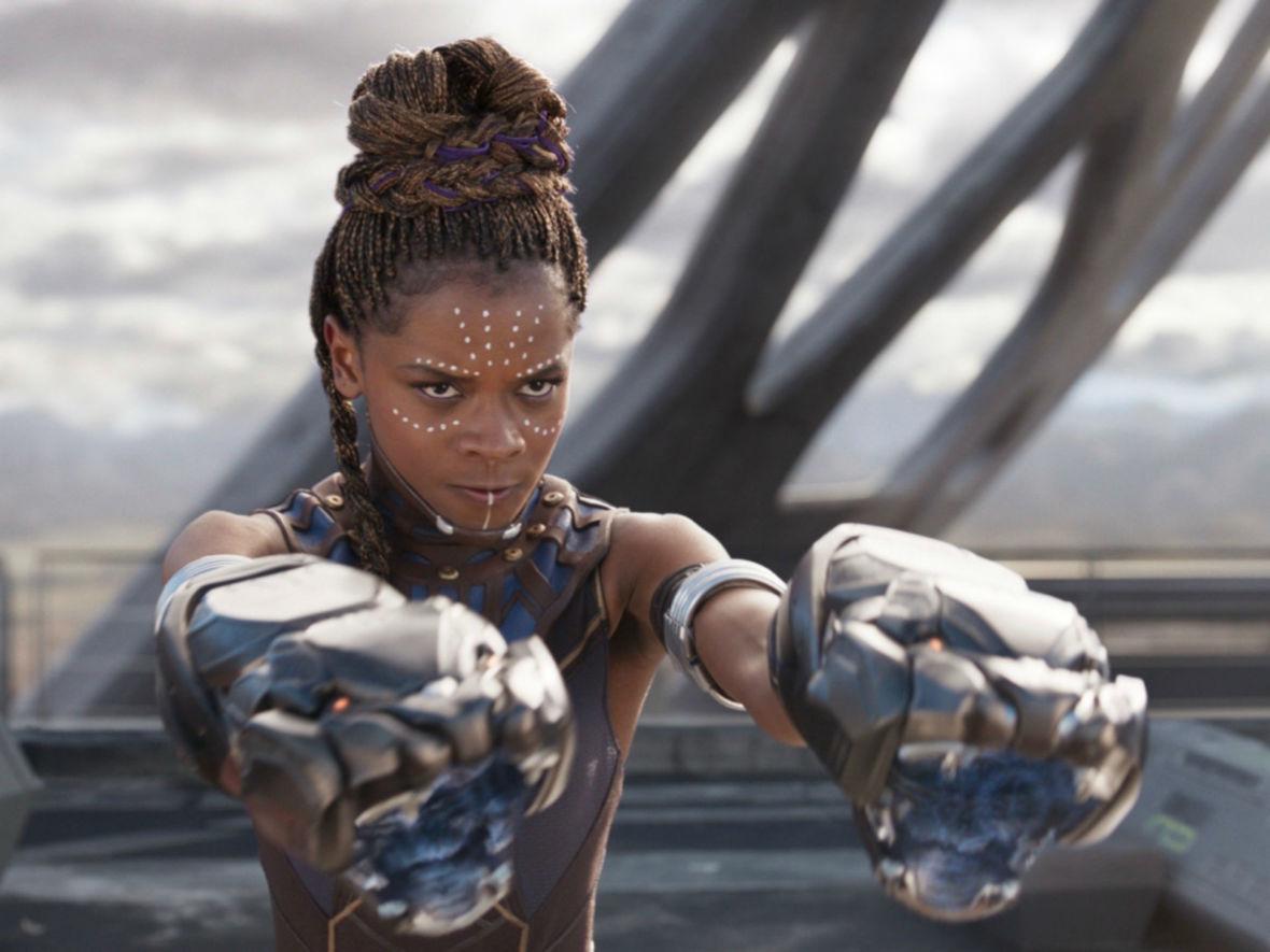 Wszystko wskazuje na to, że po śmierci Chadwicka Bosemana nową Czarną Panterą zostanie jego filmowa siostra, Shuri
