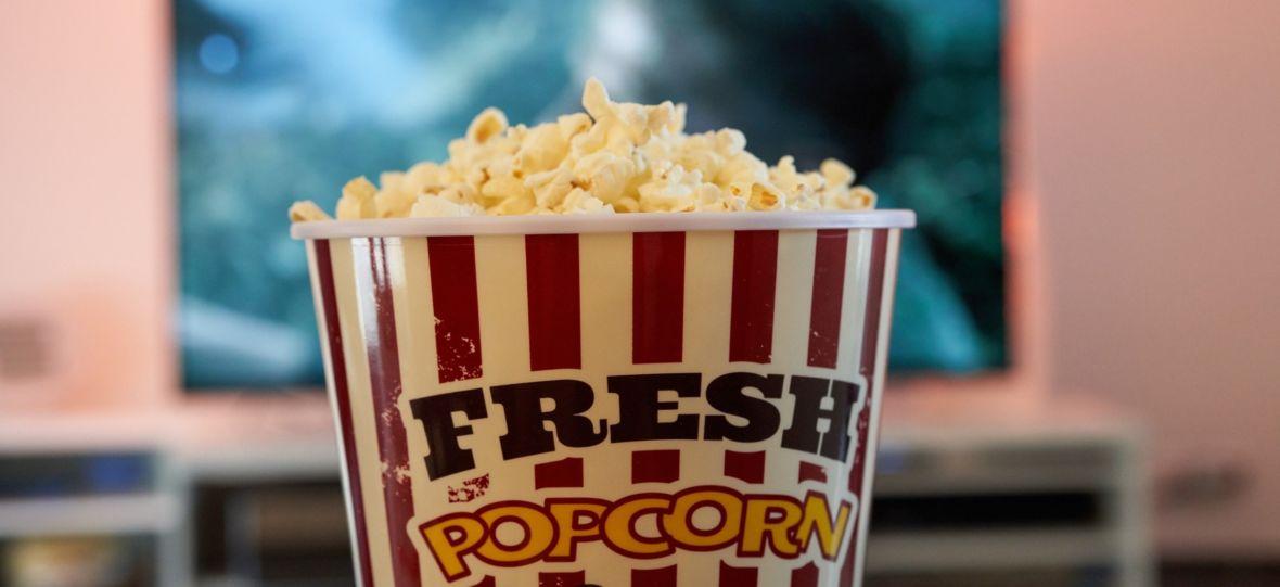 Jesień nie zaskoczyła kin, platform VOD i telewizji. Sprawdzamy, jakie nowości warto zobaczyć w ten weekend