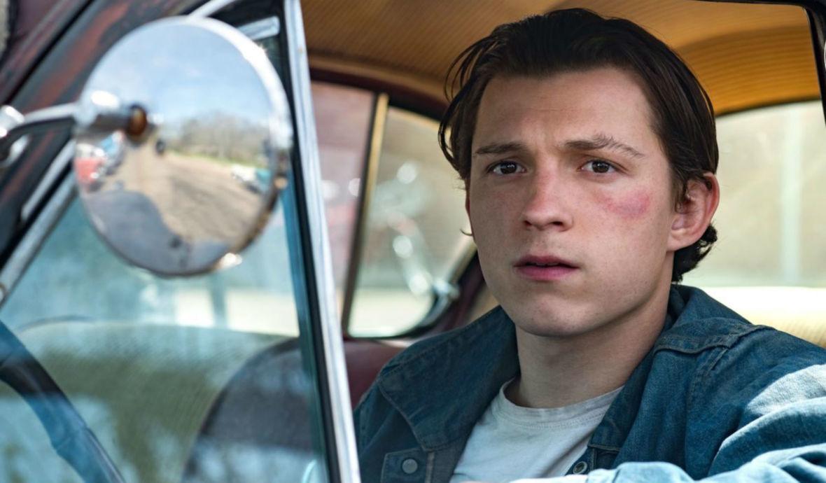 """Tom Holland kontra Robert Pattinson. Oceniamy film """"Diabeł wcielony"""", który obejrzycie już w serwisie Netflix"""