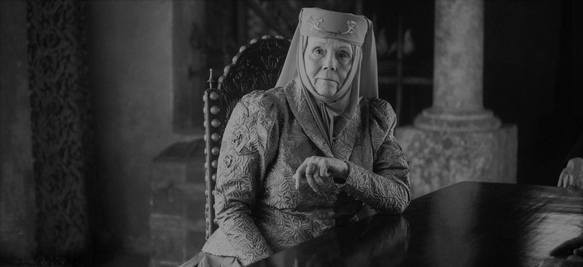 """Fani """"Gry o tron"""" w żałobie. W wieku 82 lat zmarła Diana Riggs, czyli Olenna Tyrell"""