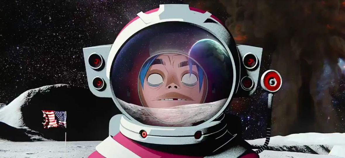 """Gorilliaz wypuścili piosenkę z liderem The Cure i ujawnili nowe szczegóły na temat płyty """"Song Machine"""""""