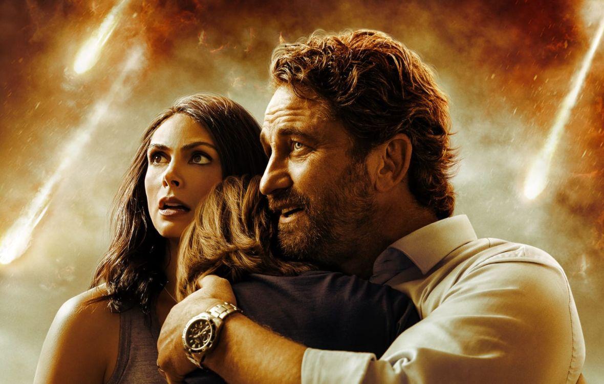"""Na świecie pandemia, a w kinach film o globalnej katastrofie. Ale paradoksalnie """"Greenland"""" warto zobaczyć"""