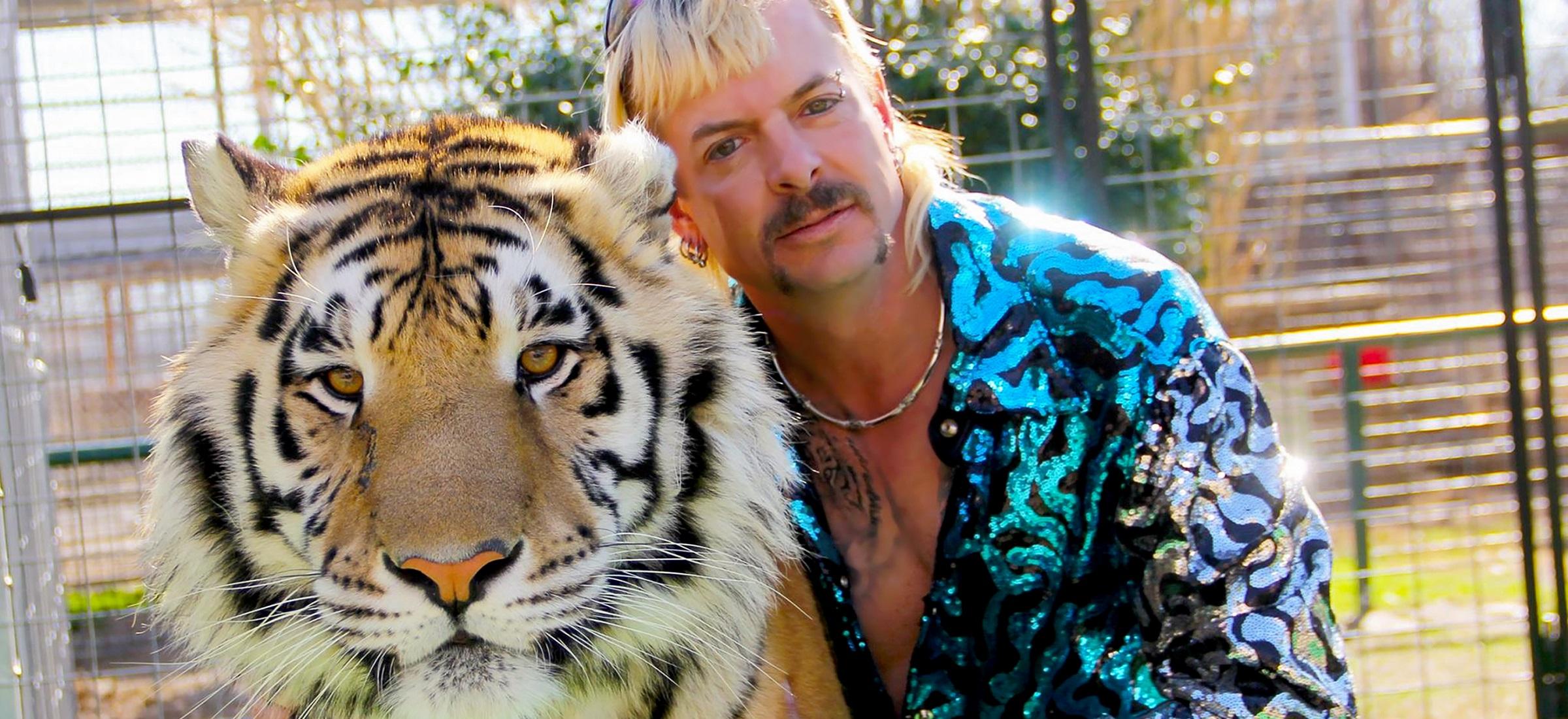 król tygrysów joe exotic