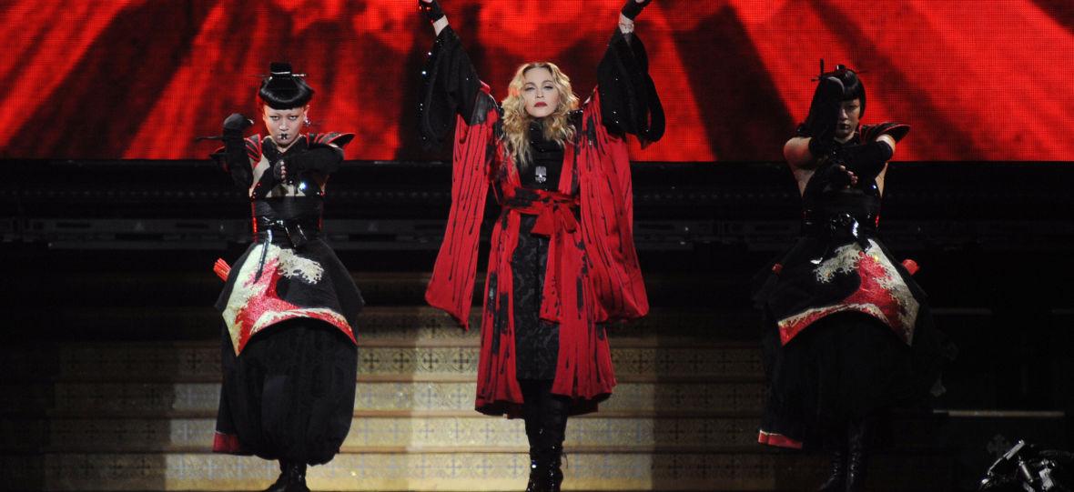 Powstanie filmowa biografia Madonny. Wyreżyseruje ją… sama królowa popu