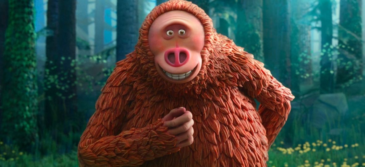 """Dwa i pół metra wzrostu, 300 kilo wagi i zabawy co niemiara. """"Praziomek"""" od dziś na HBO GO"""