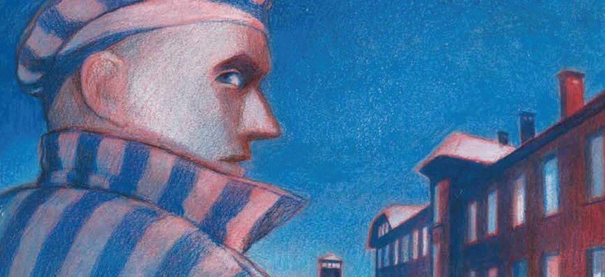 """Francuzi zrobili komiks o Witoldzie Pileckim, jego raporcie i Auschwitz. Oceniamy """"Raport W"""" Gaetana Nocqa"""