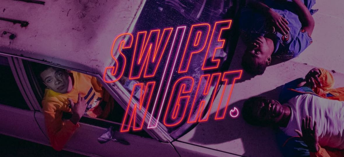 """Tinder stworzył serial interaktywny, który pomoże wam znaleźć miłość. Premiera """"Swipe Night"""" już w sobotę"""