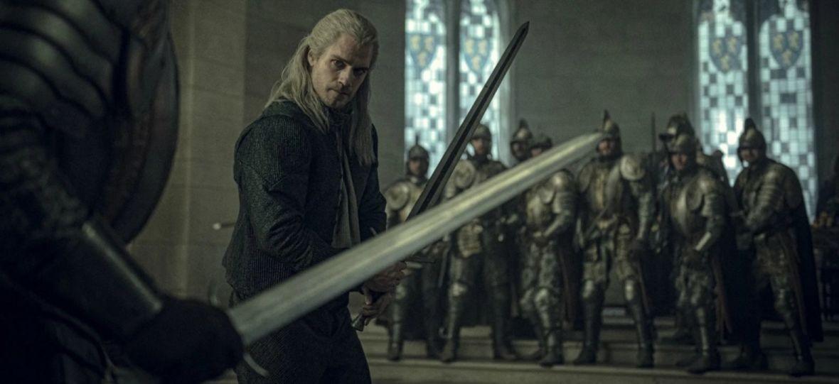 """2. sezon """"Wiedźmina"""" zapowiada się widowiskowo. Ruszyły zdjęcia bitwy w Kaer Morhen"""