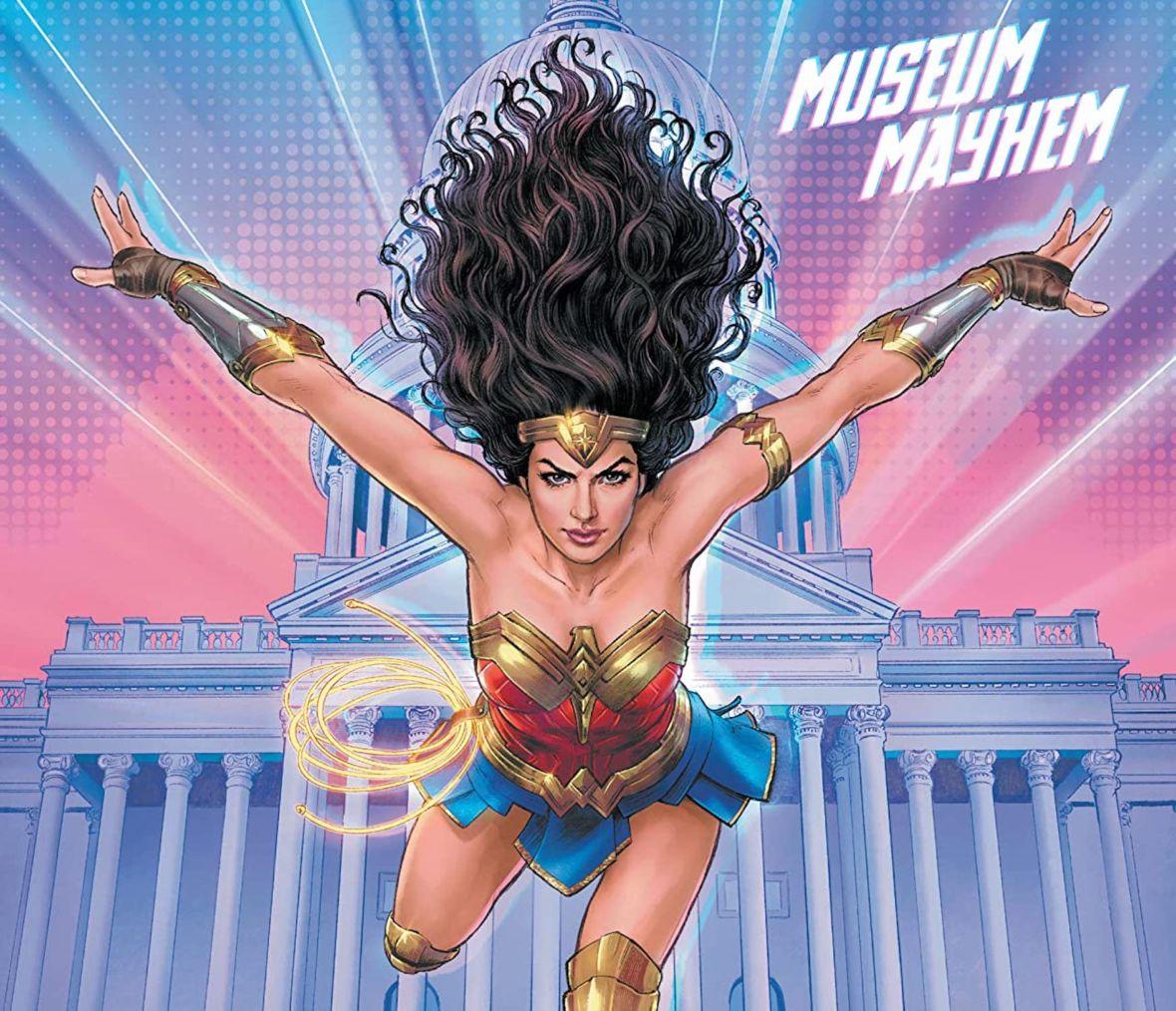 """Komiks """"Wonder Woman 1984"""" przygotuje was na nadchodzący film"""