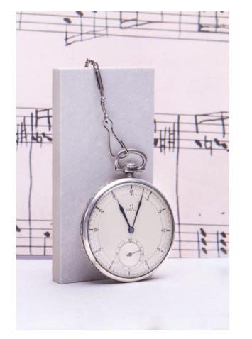 zegarek omega szpilman