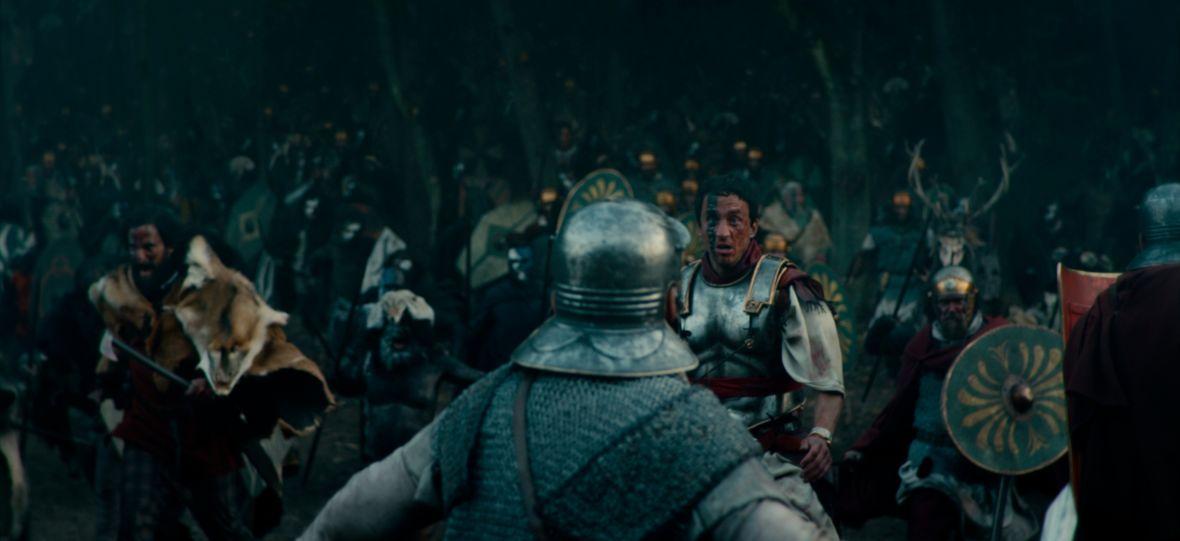 """Ale źli ci Rzymianie. Oceniamy serial """"Barbarzyńcy"""" Netfliksa"""