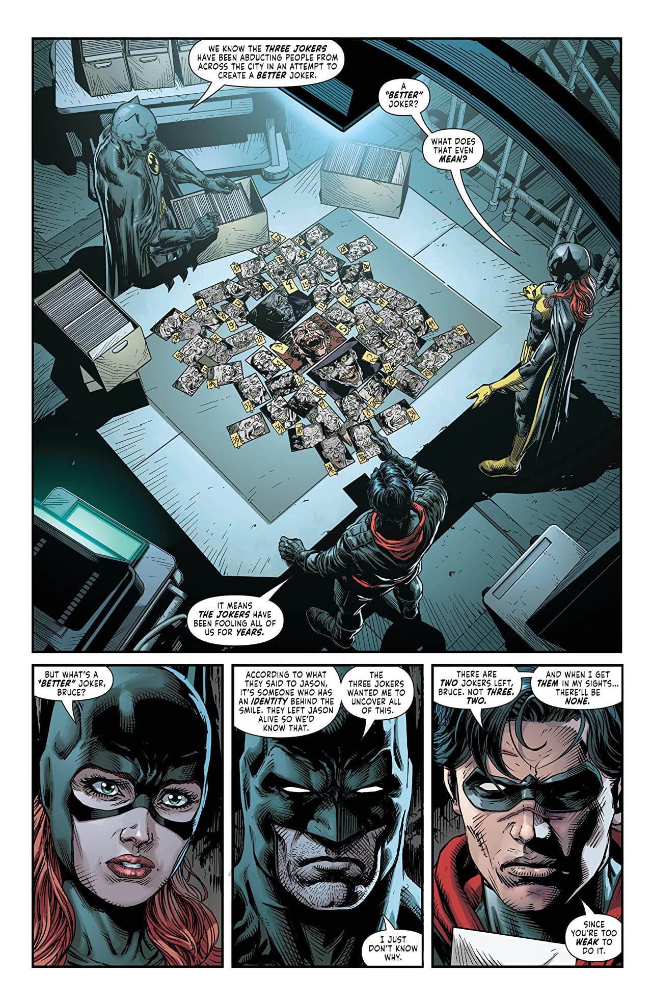 batman three jokers komiks recenzja dc black label trzech jokerow