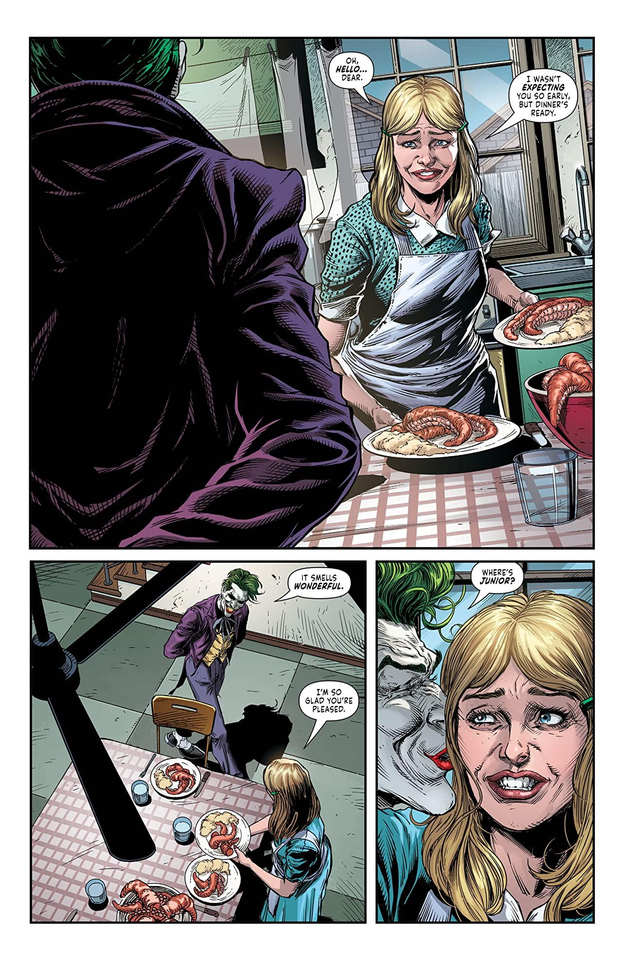batman three jokers komiks recenzja dc black label trzech jokerow 6