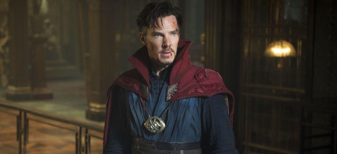 """Kluczowy moment z """"Avengers: Koniec gry"""" został zaimprowizowany przez Benedicta Cumberbatcha"""