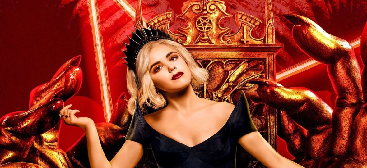 """Nastoletnia czarownica powraca! Netflix ujawnił datępremiery i pokazał zapowiedź 4. sezonu """"Sabriny"""""""