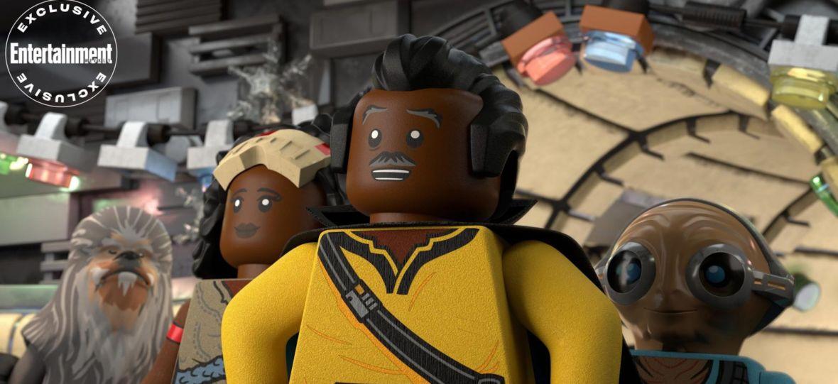 """Disney+ zapowiada nową odsłonę """"Star Wars Holiday Special"""". Tym razem w wersji… LEGO"""