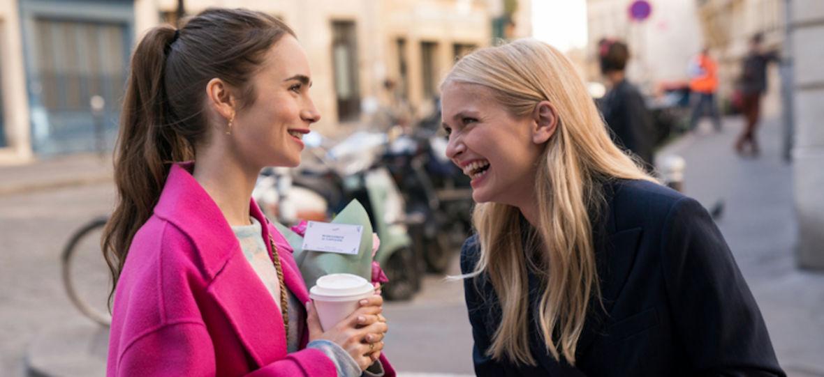 """""""Seks w wielkim mieście"""" po europejsku: nowy serial """"Emily w Paryżu"""" od dziś na Netfliksie. A także 7 innych premier"""