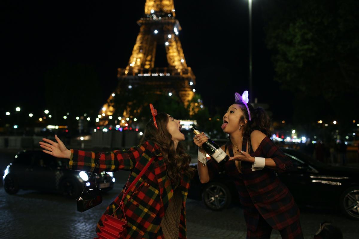 Emily w Paryżu opinie o serialu netflix