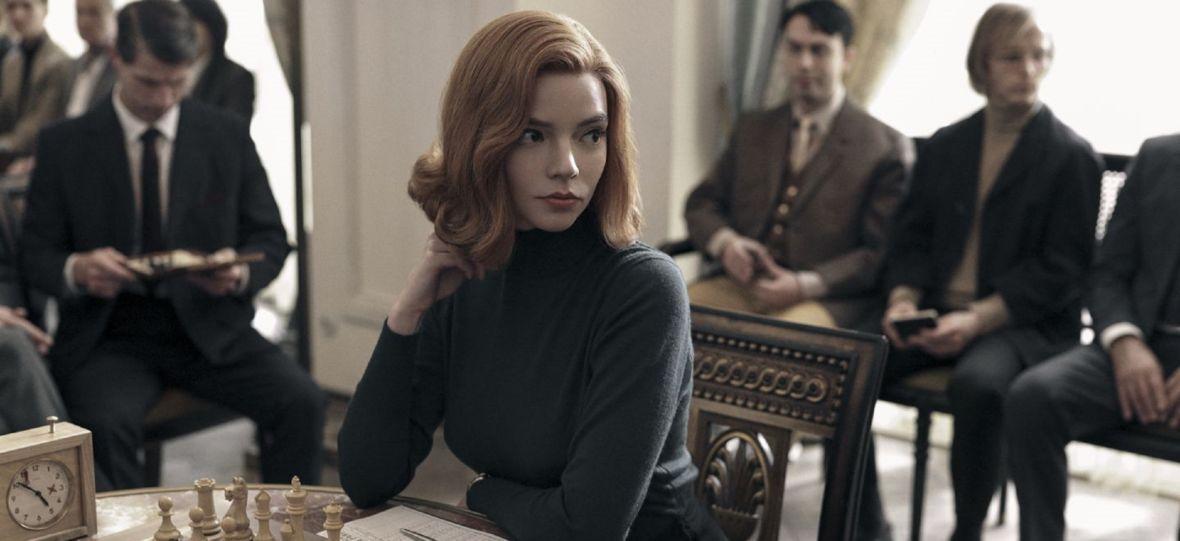 """Podobał się wam """"Gambit królowej""""? Polecamy podobne filmy i seriale o geniuszach i szachach dostępne na VOD"""
