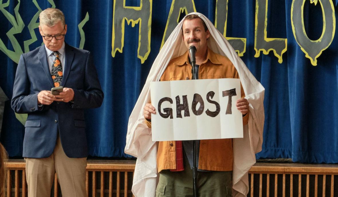 """Adam Sandler straszy nową komedią na Netfliksie. """"Hubie ratuje Halloween"""" to film desperatów"""