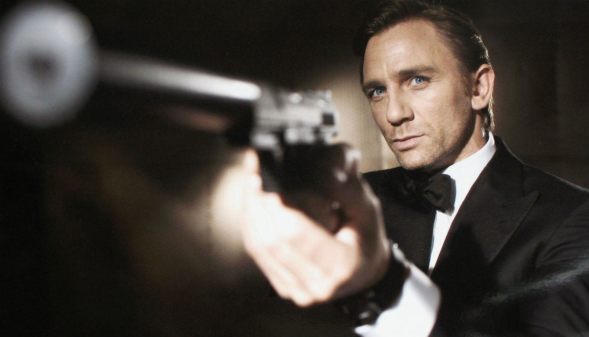 james bond nowy aktor