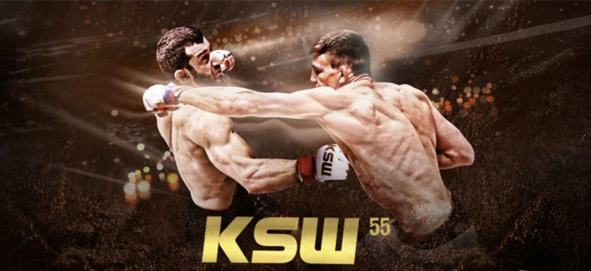 Już dziś Mamed Khalidov zawalczy o tytuł mistrza. Podpowiadamy, gdzie obejrzeć galę KSW 55