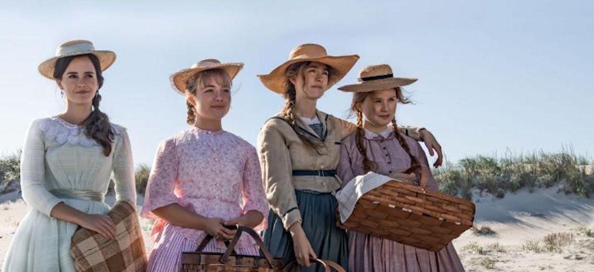 """Oscarowe """"Małe kobietki"""" z Saoirse Ronan i Emmą Watson od dziśna HBO GO"""