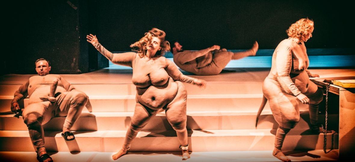 """Teatr Powszechny uruchamia własnąplatformę VOD. Na pierwszy ogień spektakl """"Mein Kampf"""""""