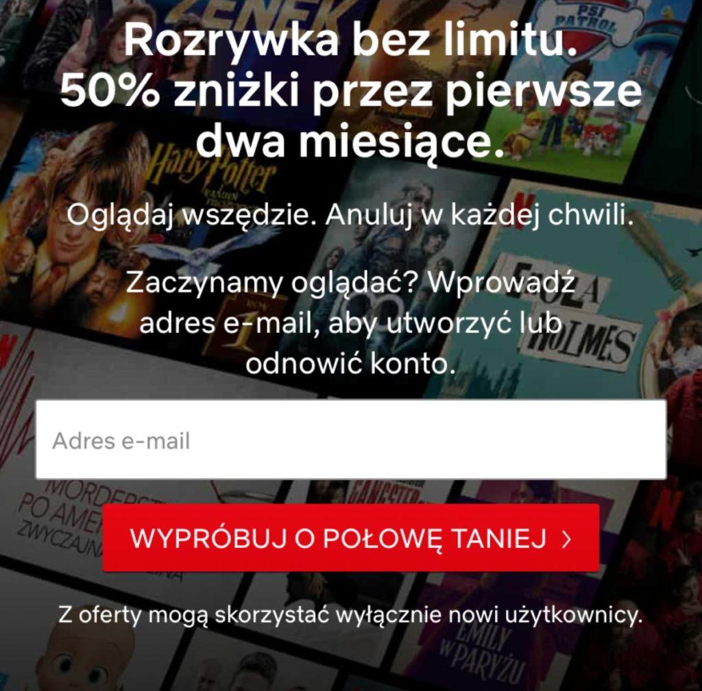 fot.: screen z telefonu z systemem iOS