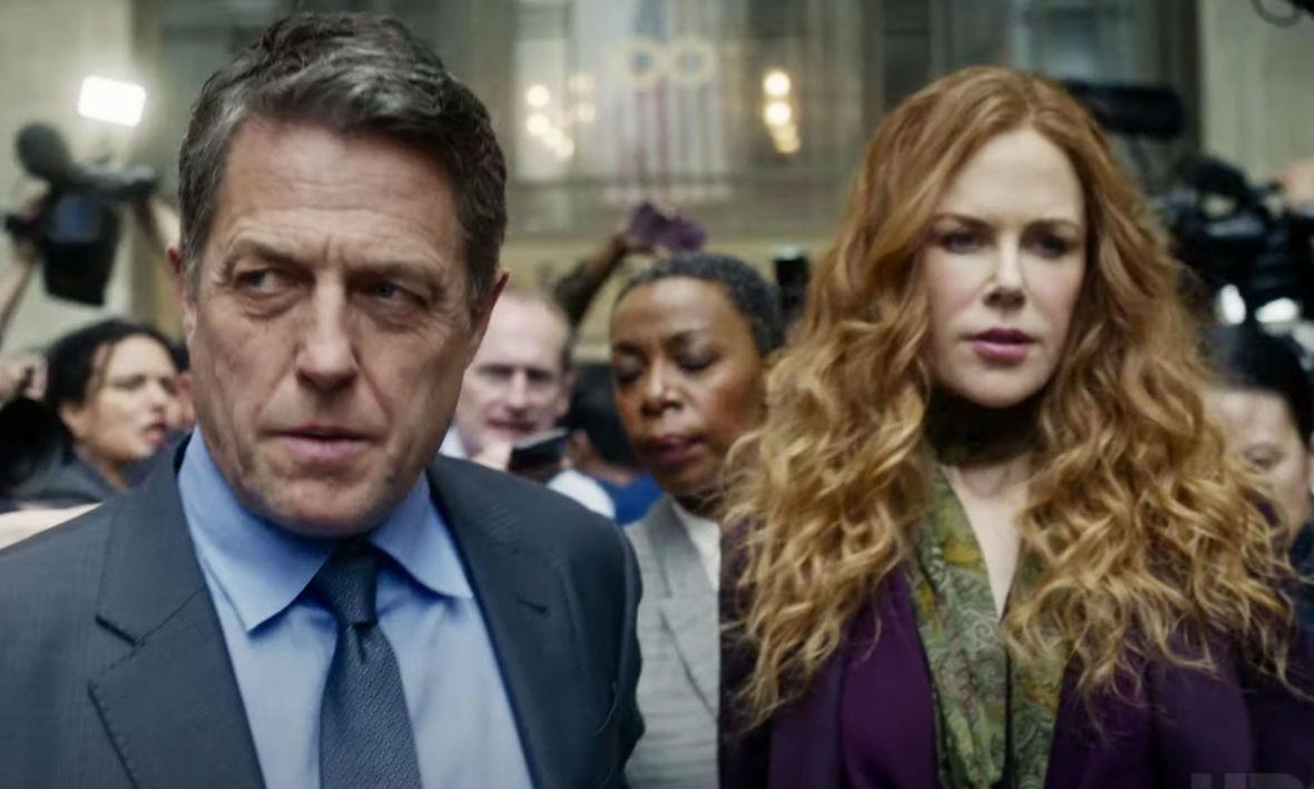 """""""Od nowa"""" to mroczniejsza wersja """"Wielkich kłamstewek"""". Recenzujemy nowy serial z Nicole Kidman i Hugh Grantem"""