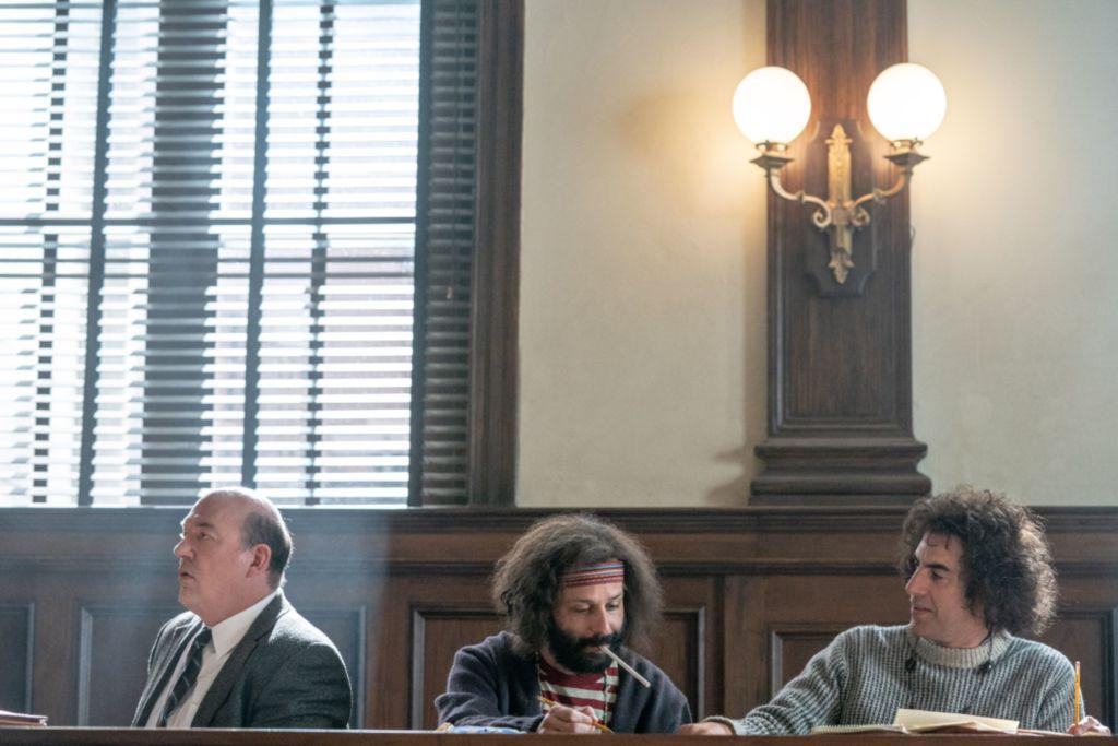 Proces Siódemki z Chicago/Netflix